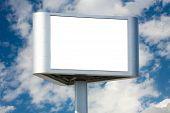 Outdoor Advertising Billboard