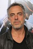 LOS ANGELES - FEB 10: Titus Welliver at the premiere of Columbia Pictures' 'Robocop' at TCL Chinese
