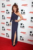 LOS ANGELES - FEB 10:  Kathy Griffin at the AARP