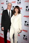 LOS ANGELES - FEB 10:  Ted Danson, Mary Steenburgen at the AARP