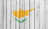 The Cypriot flag