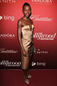 LOS ANGELES - FEB 10:  Lupita Nyong'o at the The Hollywood Reporter's Annual Nominees Night Party at Spago on February 10, 2014 in Beverly Hills, CA