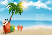 image of coco  - Vacation background - JPG