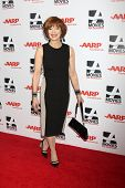 LOS ANGELES - FEB 10:  Frances Fisher at the AARP