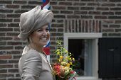 Maxima queen of holland.