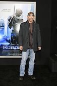 LOS ANGELES - FEB 10: Jackie Earle Haley at the premiere of Columbia Pictures' 'Robocop' at TCL Chin