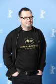 BERLIN - FEB 9: Lars von Trier at the 'Nymphomaniac Volume I' photocall - 64th Berlinale Internatio
