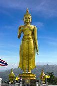 Buddha Image Staue In Hatyai