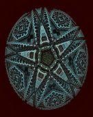 fractal scarab