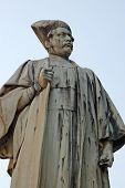 Estatua Sorabjee Shapurjee Bengalee