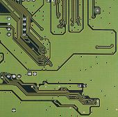The Details Motherboard As A Background
