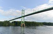 The Thousand Islands Bridge