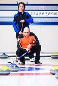 Curling Tactics