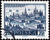Kolobrzeg Stamp