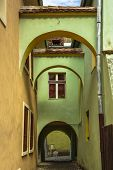 Medieval House, Sighisoara, Romania
