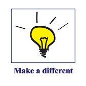 Make A Different