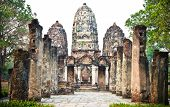 Wat Si Sawai - Ancient Buddhist Temple.