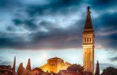Saint Euphemia's Basilica, Rovinj