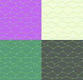 Line Graph Pattern.