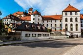 charming and romantic Hohes Schloss Fussen, Bavaria  Germany