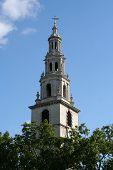St Clement's Dane Church, Strand, London