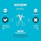 pic of barbershop  - Review with five stars rating - JPG