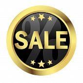 Button Sale