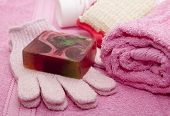 pic of personal hygiene  - Items for Spa treatments personal hygiene - JPG