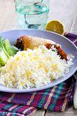 Lemon And Coconut Rice