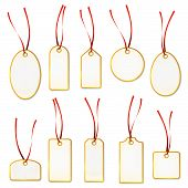 Pendant Collection - White And Yellow