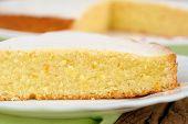 Cut Clementine Pie