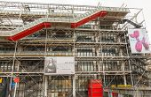 Paris. Arts Centre Pompidou.