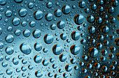 Colored Water Drops