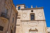 Franciscan monastery. San Severo. Puglia. Southern Italy.