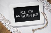 Blackboard Valentine