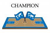 Basketball Champion Court World
