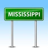 Mississippi Green Sign