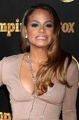 LOS ANGELES - JAN 6:  Christina Milian at the FOX TV