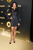LOS ANGELES - JAN 6:  Jenna Frederique at the FOX TV