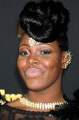 LOS ANGELES - JAN 6:  Ta'Rhonda Jones at the FOX TV