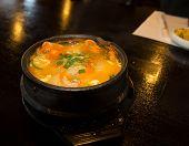 Soon Du Boo Soup In Korean Cuisine