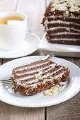 Chocolate Layered Cake