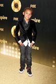 LOS ANGELES - JAN 6:  Genis Wooten at the FOX TV