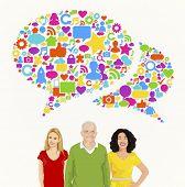 Social Gathering Vector