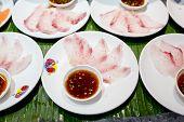 Sashimi Buffet Japanese Sushi