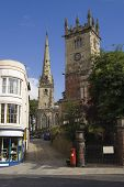 Shrewsbury Churches