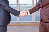 stock photo of handshake  - Handshake - JPG