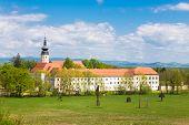 image of na  - The Cistercian monastery Kostanjevica na Krki - JPG