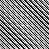 pic of marijuana leaf  - Black and White Marijuana Leaf and Stripes Pattern Repeat Background that is seamless and repeats - JPG