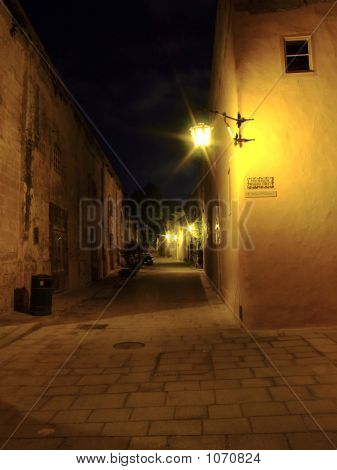 poster of Medieval City Of Mdina By Night